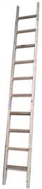 houten bouwladder 16 sporten - TR0450