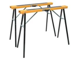 PRE412 - Schraag inklapbaar, staal gelakt