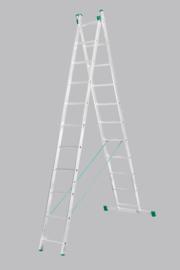 ALUCRAFT tweedelige reform ladder ☼☼