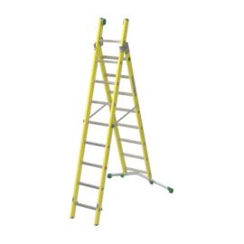 FACAL Vetroprima GVK ladder 8+9 sporten - V290-2