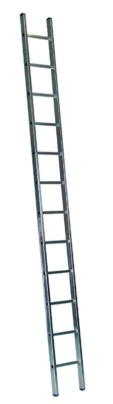 ALPHA enkele rechte ladder 23 sporten ☼☼
