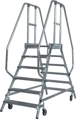 Krause Stabilo magazijn trap 2 x 8 treden - K820280