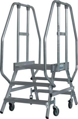 Krause Stabilo magazijn trap 2 x 3 treden - K820235