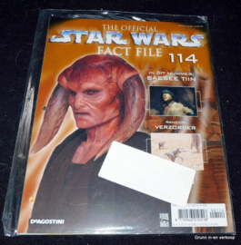 The Official Star Wars Fact File - Fact file 114 en Fact file 115