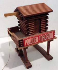 Powder-magazine, Oehme & Söhne