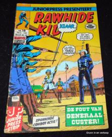 Rawhide Kid Nr 18 - De Slag bij Little Big Horn