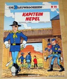De Blauwbloezen Nr 35 - Kapitein Nepel