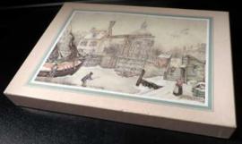 Anton Pieck briefpapier box