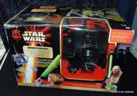 Star Wars Episode 1 - Hasbro - Electronic Droid Sith Attack Games