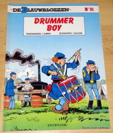 De Blauwbloezen Nr 31 - Drummer Boy