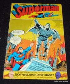 Superman - Nr 86, De zucht naar macht van de Parasiet