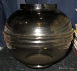 België 20er / 30er jaren glazen bloemsteker