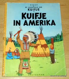 De Avonturen van Kuifje - Kuifje in Amerika