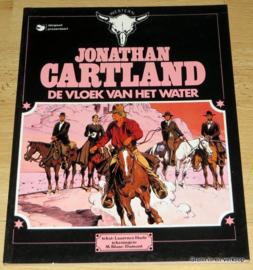 Jonathan Cartland 6 - De Vloek van het Water