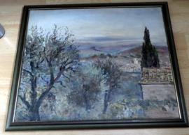 J.J. Moolhuizen Toscaanse landschap