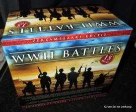 WWII Battles - 15DVD Box