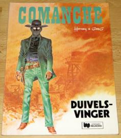 Comanche 7 - Duivelsvinger