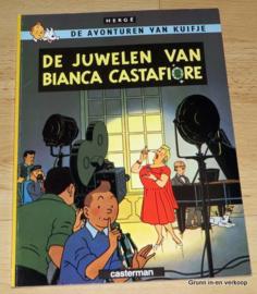 De Avonturen van Kuifje - De Juwelen van Bianca Castafiore