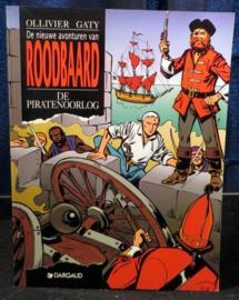 Roodbaard 30 - De Piratenoorlog