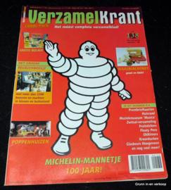 Verzamelkrant - Michelin-mannetje 100 jaar