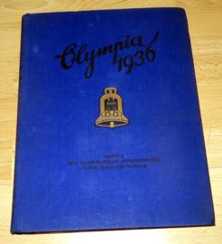 Olympia 1936 - Band 1 - Die Olympischen Winterspiele  vorschau auf Berlin