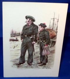 Matroos en scheepsjongen 1840