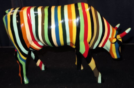 Cowparade - Cary Smith - type Cow Striped