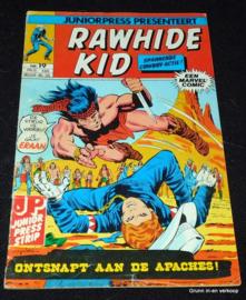 Rawhide Kid Nr 19 - Ontsnapt aan de Apaches!