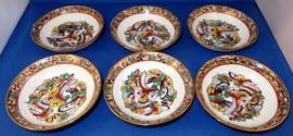 Oude Chinese porseleinen schaaltjes