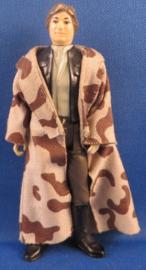 Han Solo in Trench Coat 1984