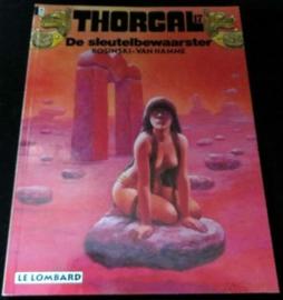 Thorgal 17: De sleutelbewaarster