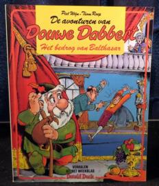 Douwe Dabbert 15 - Het Bedrog van Balthasar