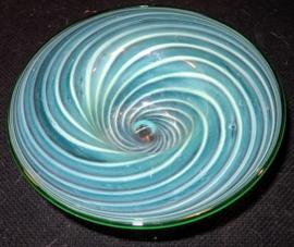 Glazen Murano schaal