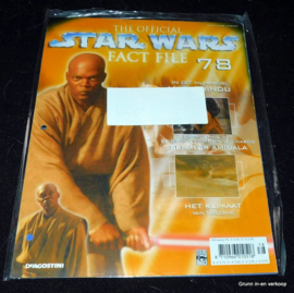 The Official Star Wars Fact File - Fact file 78 en Fact file 78