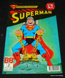 Superman - Nr 2, Onvoltooid verleden tijd