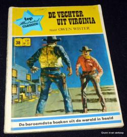 Top Illustrated Classics - De Vechter uit Virginia