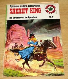 Sheriff King - De Wraak van de Apachen