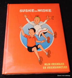 Suske en Wiske - mijn vriendjes en vriendinnetjes