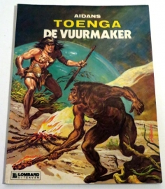 Toenga - De vuurmaker