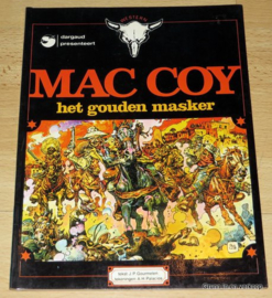 Mac Coy 3 - Het Gouden Masker