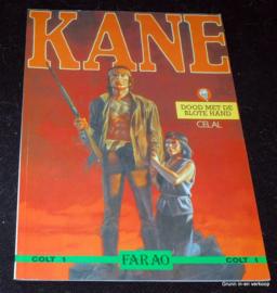 Kane - Colt 1: Dood met de blote hand