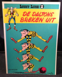 Lucky Luke 15: De Daltons Breken uit