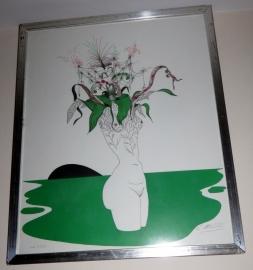 Felix Labisse lithograph