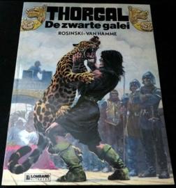 Thorgal 4: De zwarte galei