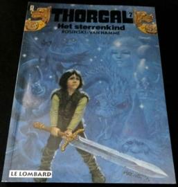 Thorgal 7: Het sterrenkind