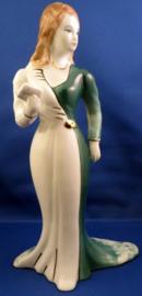 Porseleinen Art Deco Style figuur