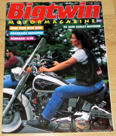 Big Twin 80, Motor Magazine, Biker Lifestyle, Biker Magazine, 1993
