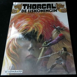 Thorgal 1: De ijskoningin