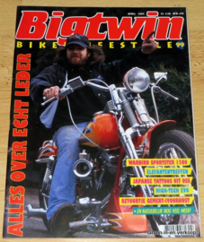 Big Twin 99, Motor Magazine, Biker Lifestyle, Biker Magazine, 1995