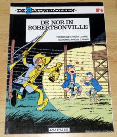 De Blauwbloezen Nr 6 - De Nor in Robertsonville